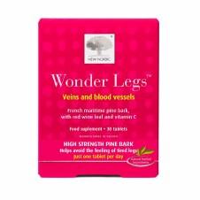 New Nordic Wonder Legs 60s 60 tablet