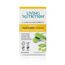 Living Nutrition Your Flora Regenesis 60 capsules