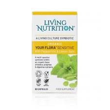 Living Nutrition Your Flora Sensitive 60 capsules
