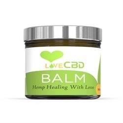 Love CBD Organic CBD Healing Balm