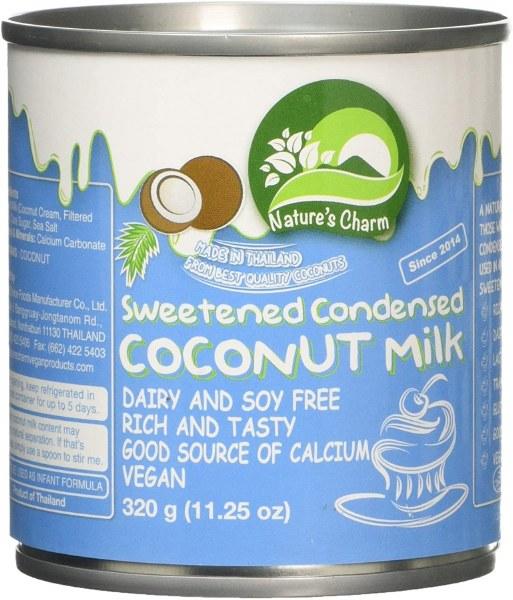 Nature's Charm Vegan Condensed Milk - 320g