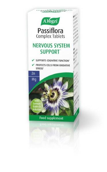A. Vogel Passiflora Complex Tablets   Nervous System Support