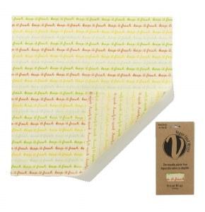 Vegan Food Wraps - 1 x Bread Wrap | Plastic Free