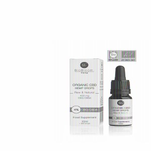 Bio-Bloom Organic CBD Hemp Drops 4% 400mg