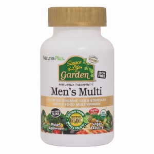 Source of Life Garden Men's Gold Standard Multivitamin Formula