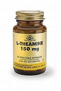Free Form L-Theanine Capsules 150mg