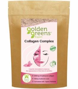 Golden Greens Expert Collagen Complex 300g