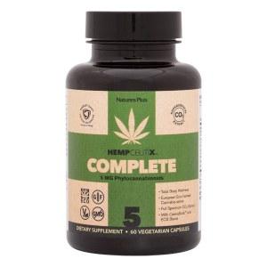 Hempceutix Complete 5mg Capsules | Full Spectrum Phytocannabinoids