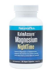 Nature's Plus KalmAssure Night Time - 60 Capsules
