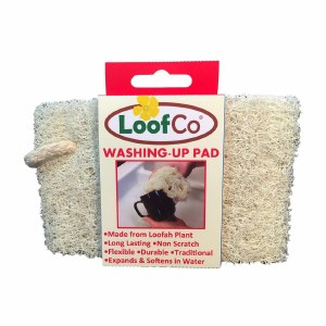 LoofCo Loofah Washing Up Pad
