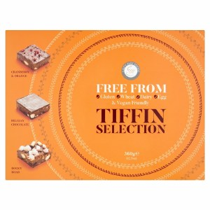 Lazy Day Free From Tiffin Selection