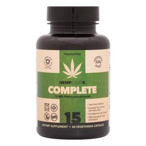 Hempceutix Complete 15mg Capsules   Full Spectrum Phytocannabinoids
