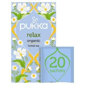Pukka Organic Relax Tea