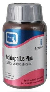 Quest Acidophilus Plus 90 Capsules - 50% Extra Free Promotion