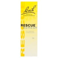 Bach Flower Remedies -  Rescue Remedy 20ml