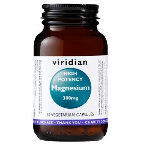 Viridian High Potency Magnesium 300mg