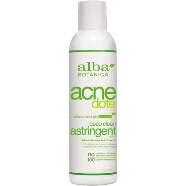 Alba Botanica Acne Dote Deep Clean Astringent