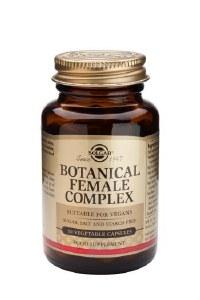 Solgar Botanical Female Complex | 30 Capsules