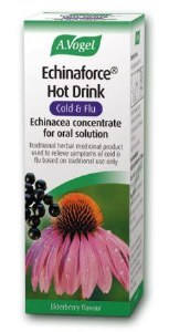 A. Vogel Echinaforce Hot Drink Echinacea Concentrate for Colds & Flu