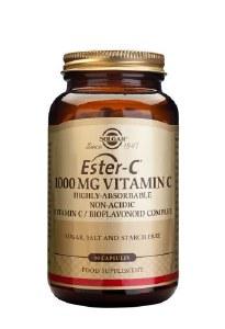 Solgar Ester-C Plus 1000mg Vitamin C - 90 Capsules