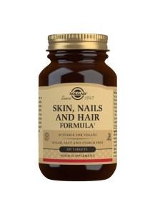 Solgar Skin, Nails, & Hair Formula Tablets - Bottle of 120