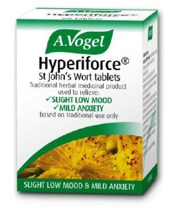 A. Vogel Hyperiforce St. John's Wort - 60 Tablets