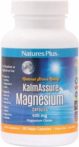 Nature's Plus KalmAssure Magnesium - 90 Capsules