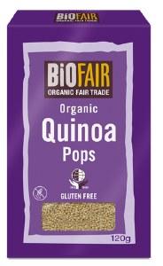 Bioflair Organic Quinoa Pops