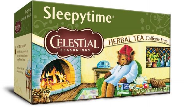 Celestial Seasonings Sleepytime Teabags - Box of 20