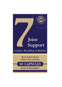 Solgar 7 Joint Support & Comfort 90 Vegetable Capsules