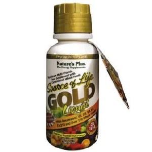 Source of Life Liquid Gold Multivitamin & Mineral Supplement
