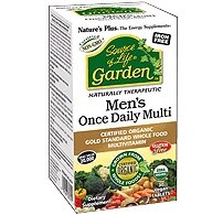 Source of Life Garden Men's One a Day | 30 Tablets