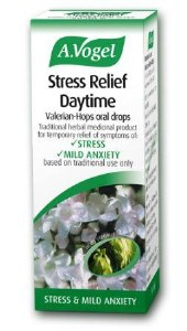 A. Vogel Stress Relief Daytime Oral Drops 50ml