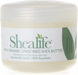 100% Org Unrefined Shea Butter