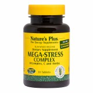 Nature's Plus Mega-Stress Complex