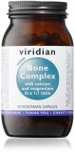 Viridian Bone Complex Capsules - Bottle of 90