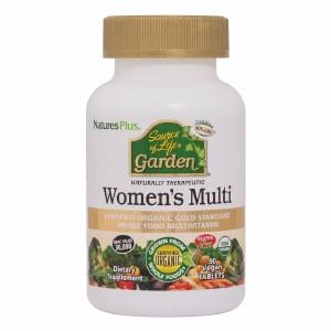 Nature's Plus Source of Life Garden Women's Multi - 90 Tablets