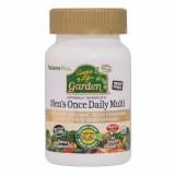 Source of Life Garden Men's Once Daily Multi - 30 Tablets | Organic & Vegan