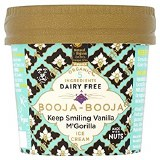 Booja Booja Organic Vanilla Ice Cream 110ml - Dairy Free