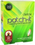 Patch It Detox Foot Patches - Box of 20
