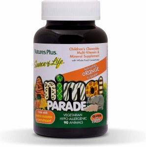 Animal Parade Chewable Multivitamin - Orange Flavour - 90's