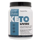 Keto Living  Low Carb Nutritional Shake - Vanilla Flavour