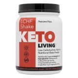 Keto Living  Low Carb Nutritional Shake - Chocolate Flavour