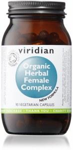 Org Herbal Female Complex