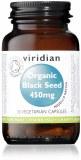Viridian Organic Black Seed Oil 450mg | 30 Vegan Capsules