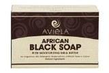 Aviela African Black Soap Bar - 120g