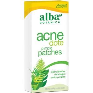 Alba Botanica   Acne Dote Pimple Patches x 40