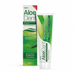 Aloe Dent Aloe Vera Toothpaste with CoQ10 - 100ml