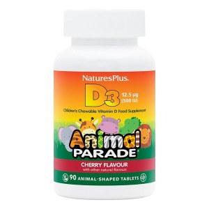 Animal Parade Childrens Vitamin D3 500IU - 90's