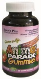 Animal Parade Gummie Children's Chewable Multivitamin & Mineral Supplement in Assorted Flavours